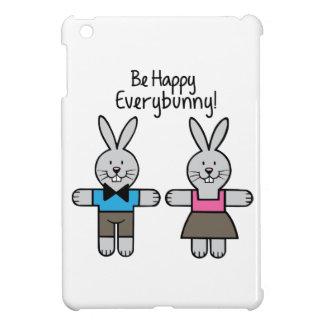 Be Happy iPad Mini Case