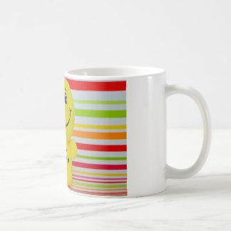 Be Happy White 11 oz Classic Mug