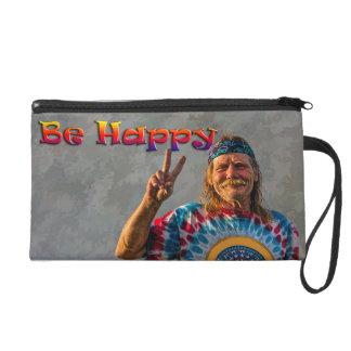 BE HAPPY WRISTLET