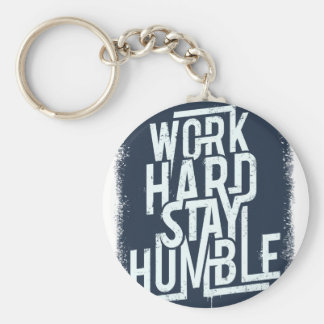 Be Humble Day - Appreciation Day Key Ring