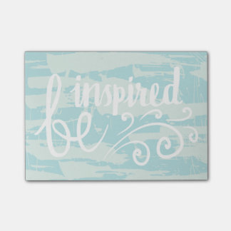 Be Inspired Post-it Notes