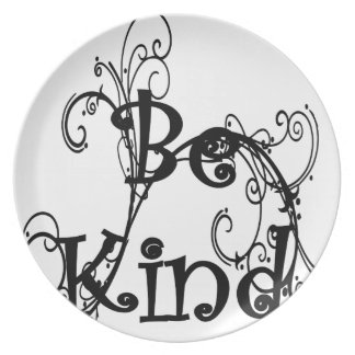 be kind3 plate