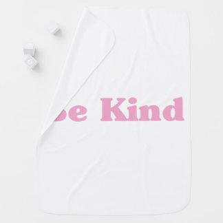 Be Kind Baby Blanket