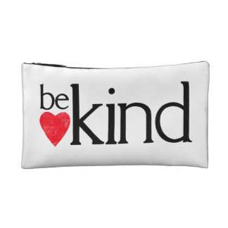 Be kind cosmetic bag