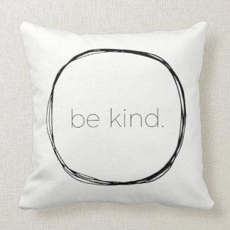 Be Kind Cushion