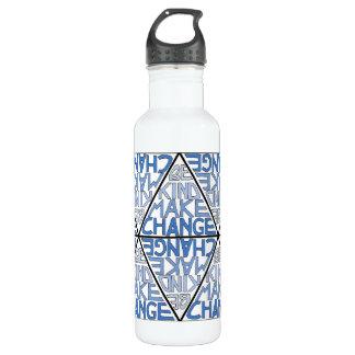 Be Kind Make Change - Nonviolence Movement Bottle