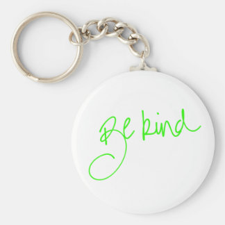 BE KIND MOTIVATIONAL KINDNESS MOTTO QUOTE ADVICE A KEY CHAINS