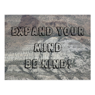 Be Kind Postcard