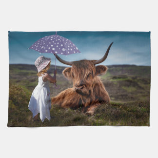 Be Kind to Animals Tea Towels