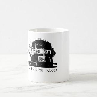 Be Kind to Robots, the mug