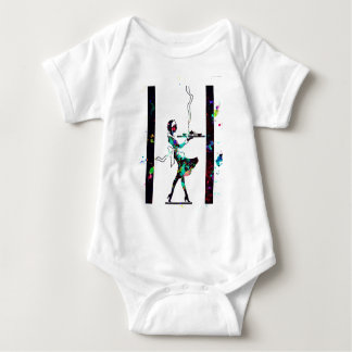 BE KIND TO THOSE WHO SERVE! BABY BODYSUIT