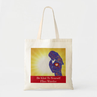 Be Kind To Yourself Fibro Warrior Small Tote