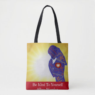Be Kind To Yourself Fibro Warrior Tote