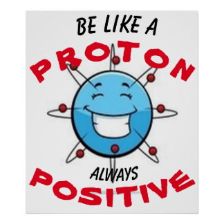Be Like a PROTON Poster