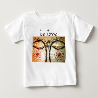 Be Love Buddha Watercolor Art Children's Shirts