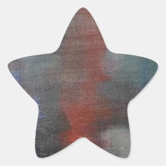Be Love Star Sticker