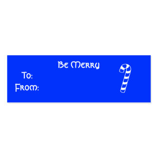 Be Merry Business Card