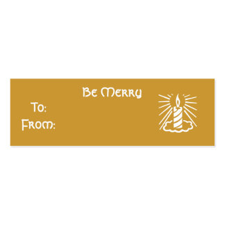 Be Merry Business Card Template