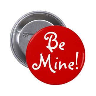 Be Mine! Pin