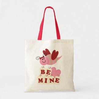 Be Mine Bee Canvas Bag