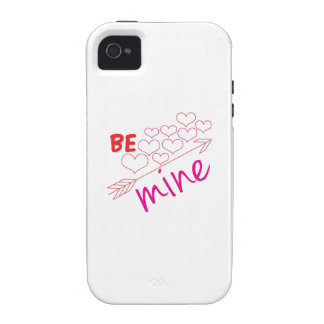 Be Mine iPhone 4 Cover