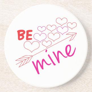 Be Mine Coasters