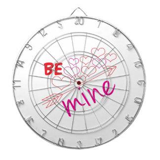Be Mine Dart Boards