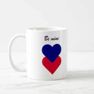 Be mine design mug