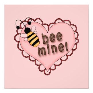 Be Mine Heart Photo Print