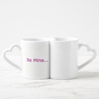 Be Mine Mugs