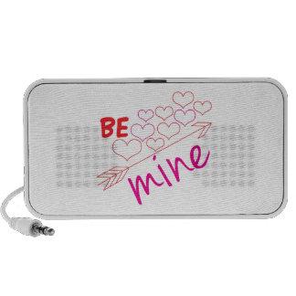 Be Mine Mp3 Speaker