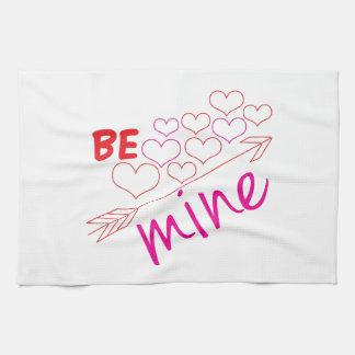Be Mine Towel