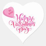 Be Mine - Valentine Sticker