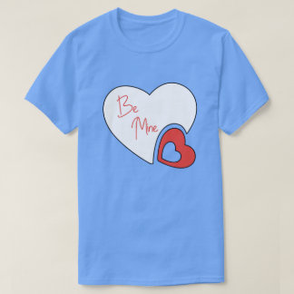 Be Mine Valentine's Day Couple T-Shirt