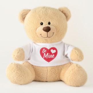 Be Mine Valentine's Day Teddy Bear Stuffed Animal
