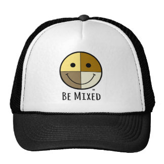 Be Mixed - Smiley Face Hats
