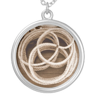Be My Ballentine Silver Plated Necklace
