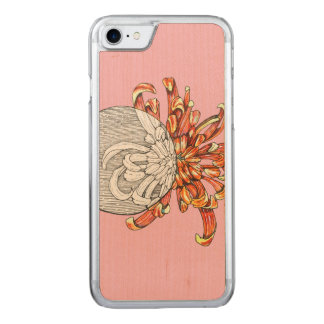 Be my flower carved iPhone 7 case