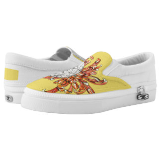 Be my flower Slip-On shoes