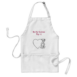 Be My Guinea Pig =) Standard Apron