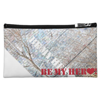 Be My Hero! Cosmetic Bag