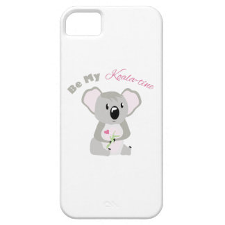 Be My Koala -Time iPhone 5 Case