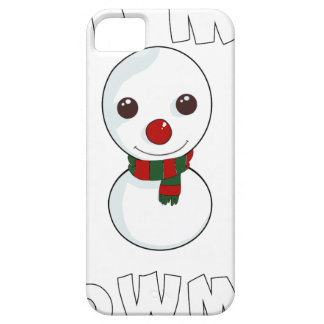 be my snowman iPhone 5 covers
