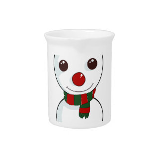 be my snowman pitcher
