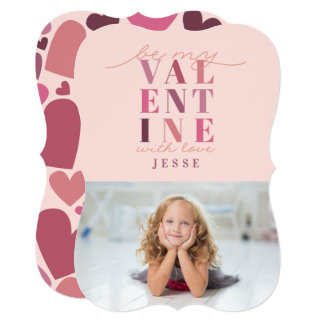 BE MY VAL ENT INE CARD
