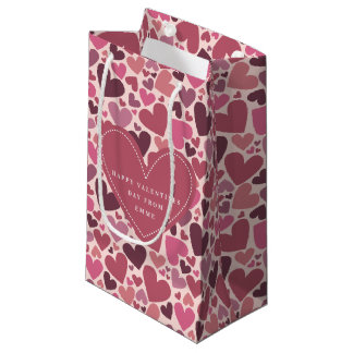 BE MY VAL ENT INE SMALL GIFT BAG