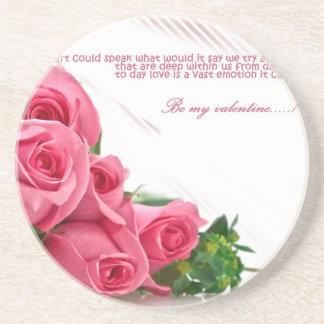 be my Valentine. Coasters