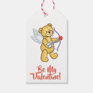 Be my Valentine! Gift Tags