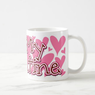 Be My Valentine - mug