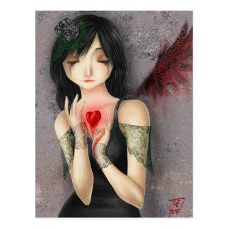 Be my Valentine - Postcard